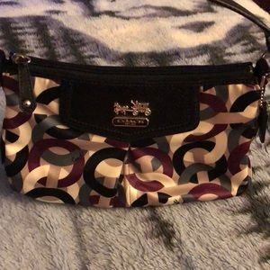 Authentic Coach Purse - small size